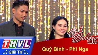 THVL | Tình Bolero 2016 - Tập 5 | Xin còn gọi tên nhau - Quý Bình, Đom đóm - Phi Nga