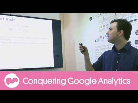 Conquering Google Analytics: A beginner's guide