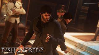 Dishonored 2 - Corvo Gameplay Trailer