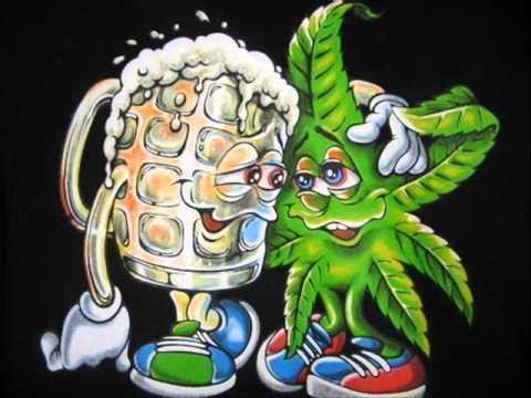 lokos mariguanos-mente en blanco