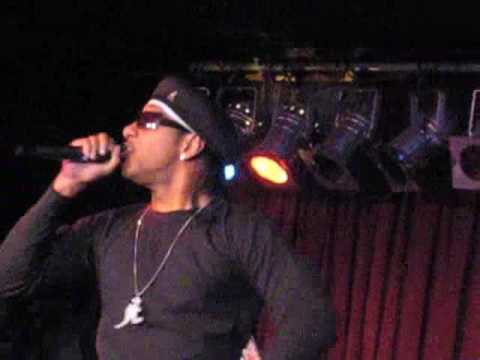 The Kangol Kid (of UTFO) - Roxanne, Roxanne Live