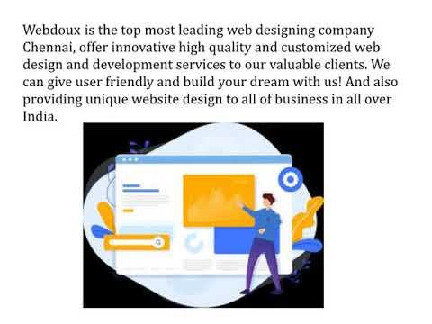 Best Web Designing Company Chennai