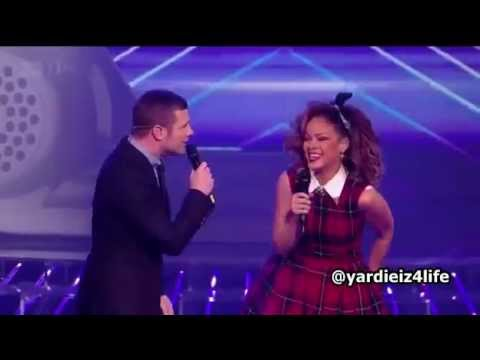 Rihanna - We Found Love ft. Calvin Harris LIVE Performance ( X-Factor UK )