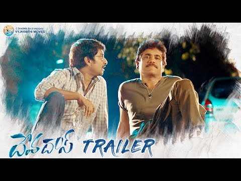 Devadas Official Trailer