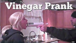 Vinegar Prank