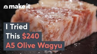 Is This Wagyu Steak Worth $240?