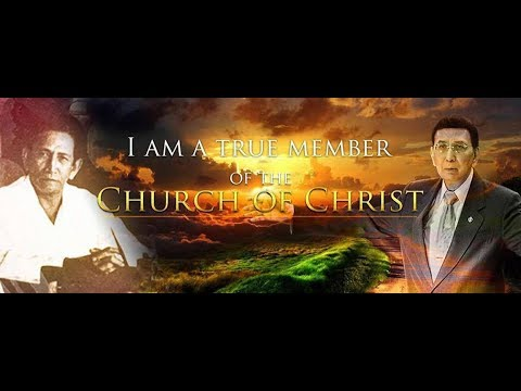 [2019.08.04] English Worship Service - Bro. Lowell Menorca