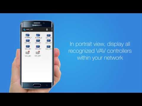 myDC AirBalancing Mobile App