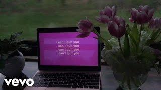 Cashmere Cat - Quit ft. Ariana Grande (Lyric Video)