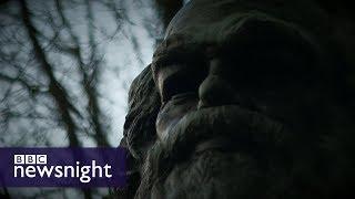 Professor Joseph Mifsud, alleged link between Trump & Russia - BBC Newsnight