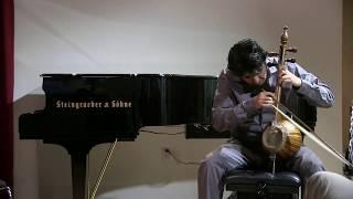 SHAHRIYAR JAMSHIDI - Kamanche Solo