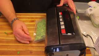 Avalon Bay Vacuum Sealer Unboxing and Review - vacuum packing machine - vacuum packaging machine