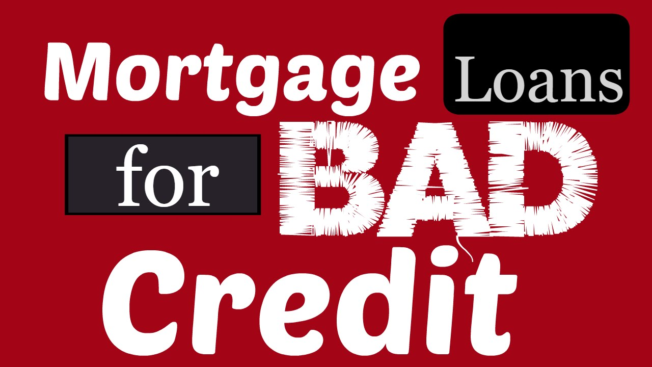 Portfolio Loan Mortgage Loans For Bad Credit Yup You