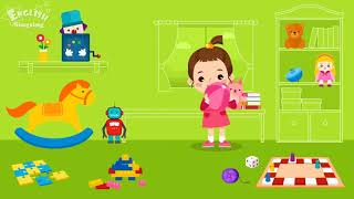 Kids vocabulary 2 compilation -All collection (ABC first Dictionary)|English for kids_all