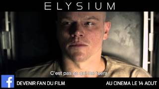 Elysium :  bande-annonce 2 VOST