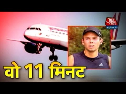 Vardaat: Germanwings Plane Crashed Into French Alps At 700 Kms/Hr