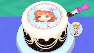Kids Learn Cake Cooking Games With My Bakery Empire - Fun Bake, Decorate & Serve Tasty Cakes
