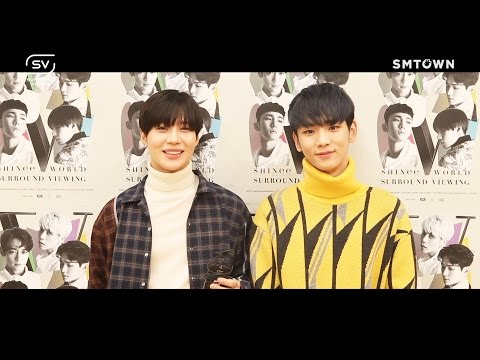 [SHINee WORLD V] SURROUND VIEWING_PREVIEW