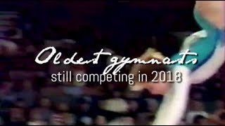 Oldest Gymnasts Still Competing in 2018