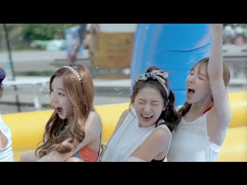 Korean TV CF #Red Velvet (레드벨벳)