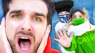 MY GIRLFRIEND IS KIDNAPPED by My Stalker!