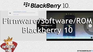 Blackberry Z10 STL 100 1 Debrick & Download Flash File