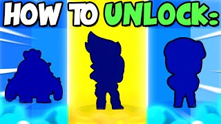 HOW TO GET A LEGENDARY IN SEASON 3! (Brawl Stars)