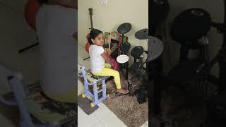 Blur song 2 drum cover by Diya