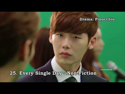 My Top 50 Korean Drama OST