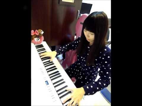 家家 (JiaJia)  - 塵埃 《步步驚情》片尾曲 ( piano cover 鋼琴版 by Miemie)