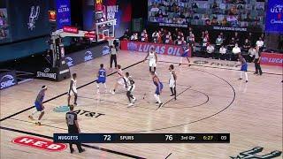 3rd Quarter, One Box Video: San Antonio Spurs vs. Denver Nuggets