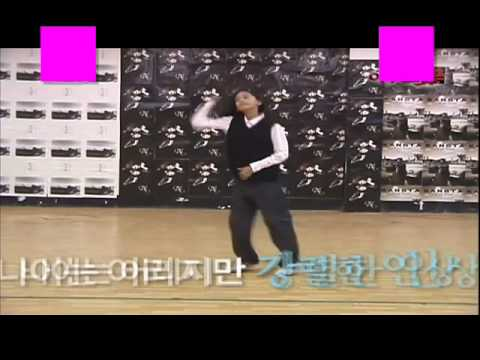 [SNSD] Yoona SM audition 소녀시대 윤아 오디션