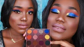 Maquillaje Para Piel OSCURA, MORENA, NEGRA | XURI Cosmetics PALETTE | Maipu