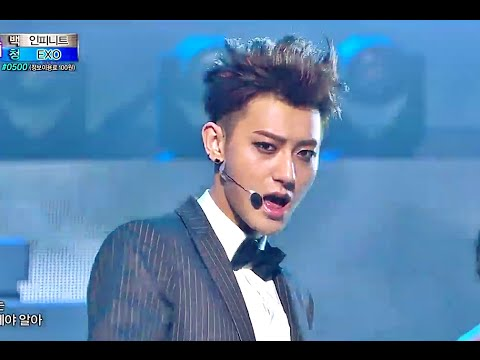 2014 MBC 가요대제전 - 2015년에도 EXO의 인기는 쭉~ Thunder + 중독 20141231
