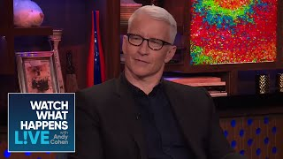Olivia Wilde Quizzes Anderson Cooper And Andy Cohen On How Well They Know Each Other | WWHL