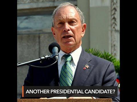 Former NYC mayor Michael Bloomberg preparing presidential run – U.S. media