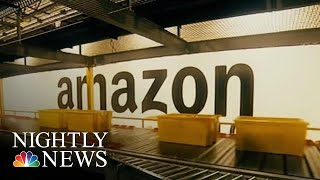 Amazon Backs Out Of Plans For New Headquarters In New York City | NBC Nightly News