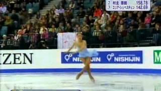 2006 Figure Skating GPF FS Ladies Full (Asahi)