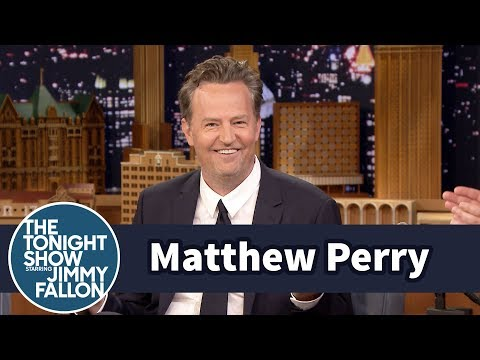 Working on Friends Spoiled Matthew Perry