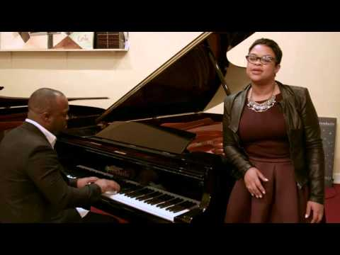 Laurin Talese and Eric Wortham - unplanned at Cunningham Piano Company