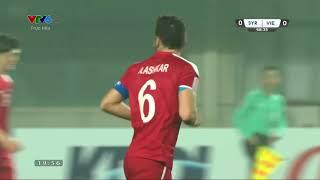 HLV U23 Syria chào thua hàng thủ Việt Nam   VnExpress Thể Thao