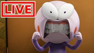Spookiz LIVE 🔴  Kong Kong's Hat |  스푸키즈 | Cartoons For Children | Kids Cartoon | Kids Movies