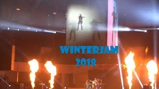 My Son's First Skillet Concert!! || Winterjam 2018 at Freedom Hall (Louisville, KY)