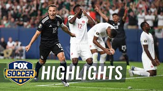 90 in 90: Mexico vs. Canada | 2019 CONCACAF Gold Cup Highlights