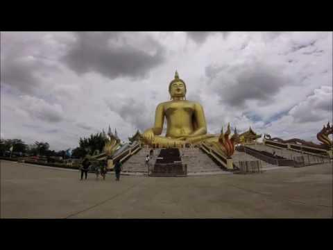 visiter le wat muang et son grand buddha