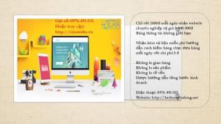Tạo website kinh doanh chuyên nghiệp Hiệu quả