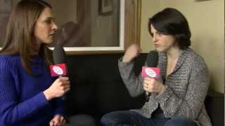 Stacie Passon writer/director of 'Concussion' at the 2013 Sundance Film Festival