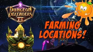 Where to Find Loot in Dungeon Defenders 2! *outdated*