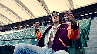 Wiz Khalifa - Letterman [Official Music Video]