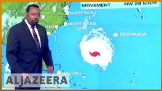 🇺🇸 Hurricane Florence pushes its way to Carolinas   Al Jazeera English